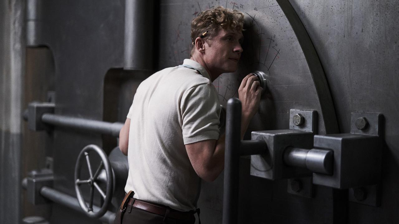 Matthias Schweighöfer as Dieter Ludwig in Zack Snyder's Army of the Dead