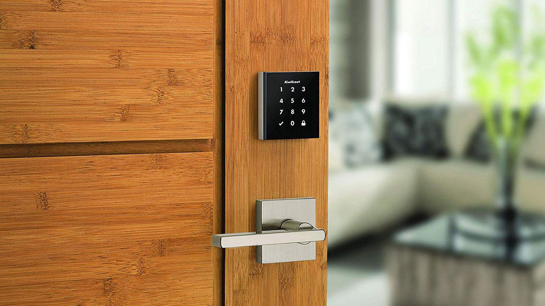 Best smart lock: Kwikset Obsidian