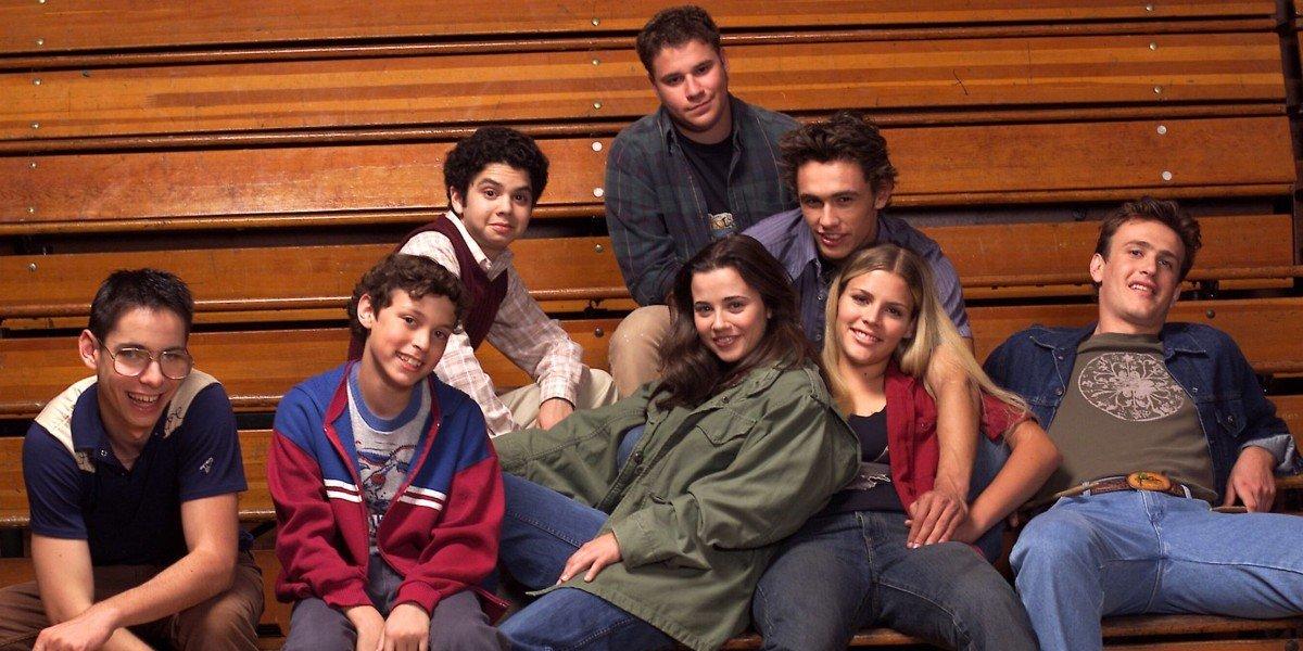 The Cast of Freaks & Geeks