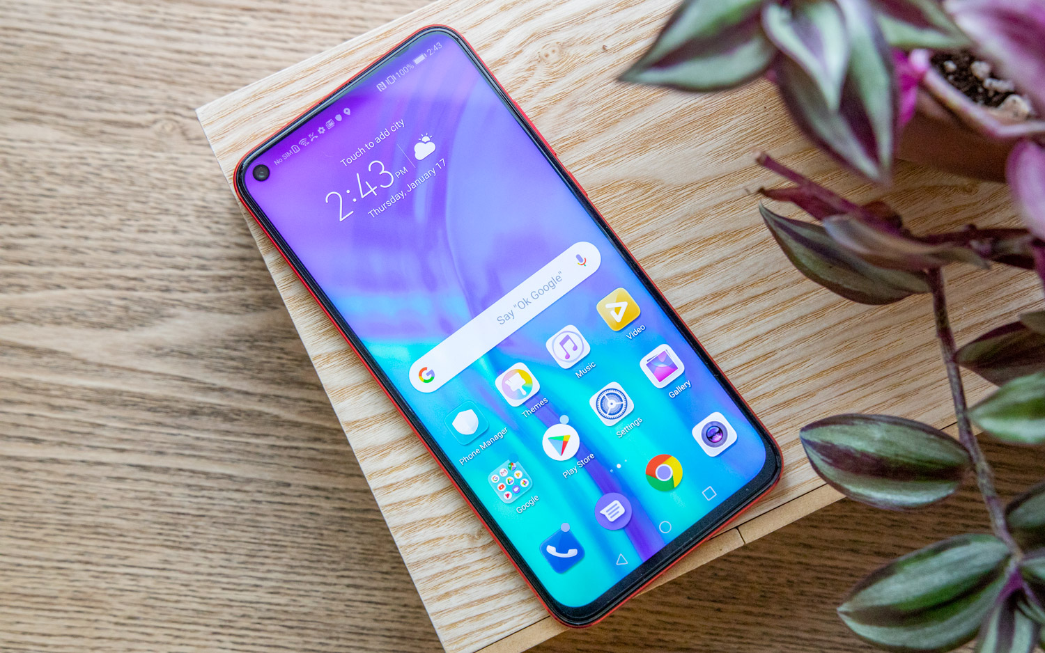 Honor View 20 Review: A Hole Lot of Love | Tom's Guide