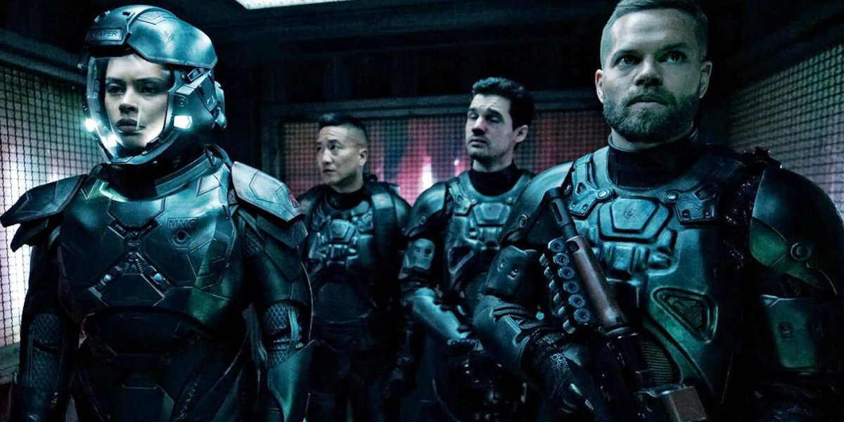 11 Shows You Should Stream If You Like Amazon's The Expanse - CINEMABLEND
