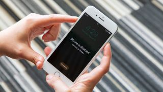 Restoring your iPhone