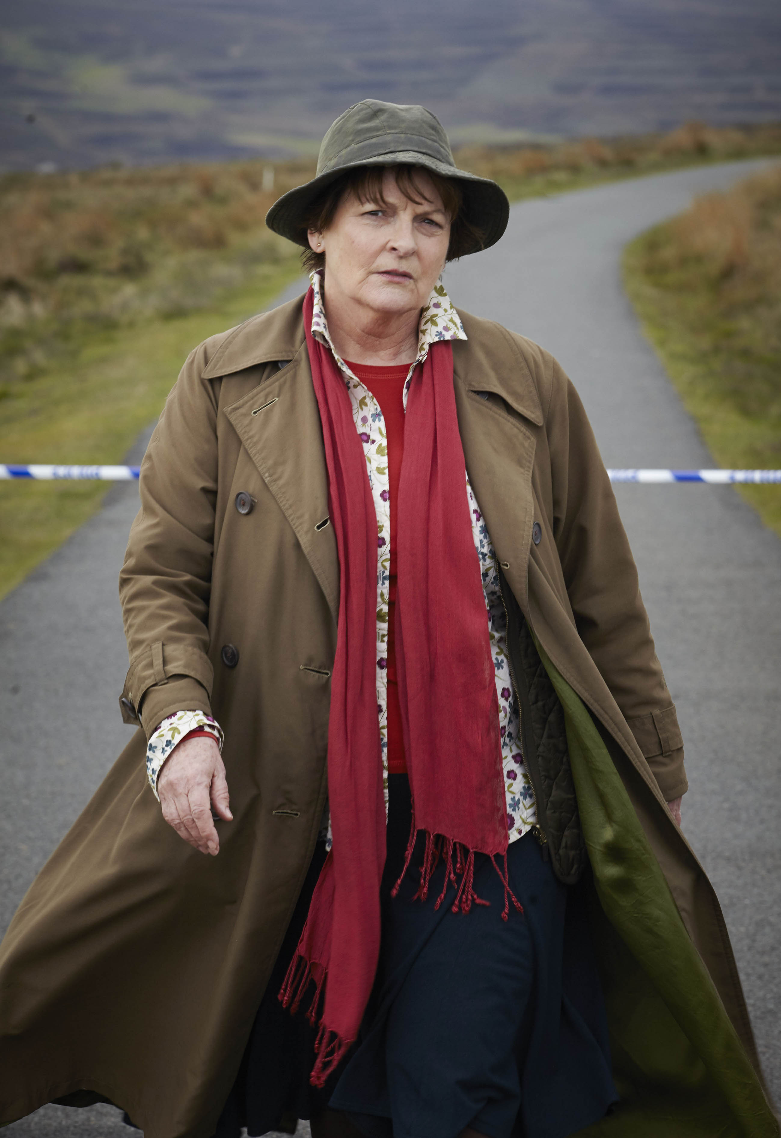 Brenda Blethyn A Terrible Thing Happens When Vera