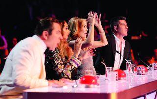 Britain's Got Talent judges looking shocked