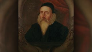 John Dee was a mathematician, astrologer and occultist.
