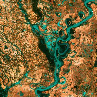 NASA Landsat Photo