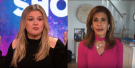 Kelly Clarkson Comforting An Emotional Hoda On TV Will Give You All The Feels