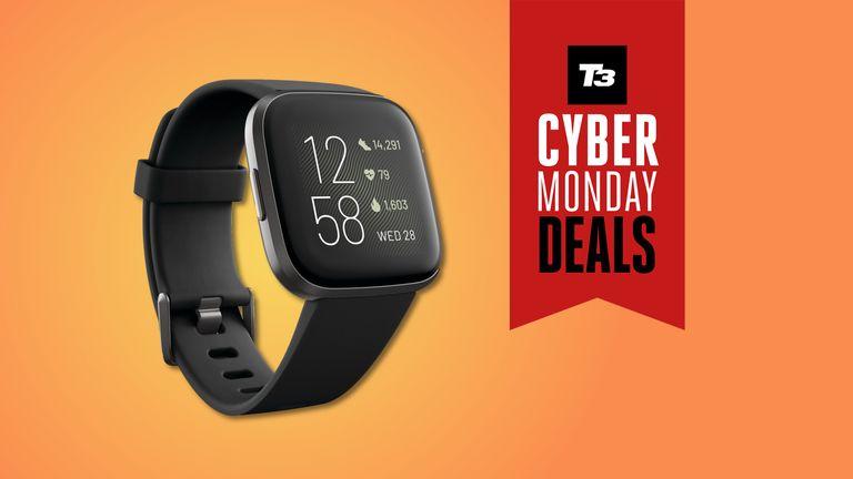 Cheap Fitbit Versa 2 deal cheap Fitbit deal Cyber Monday Walmart deal