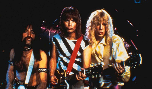 This Is Spinal Tap Band In Action