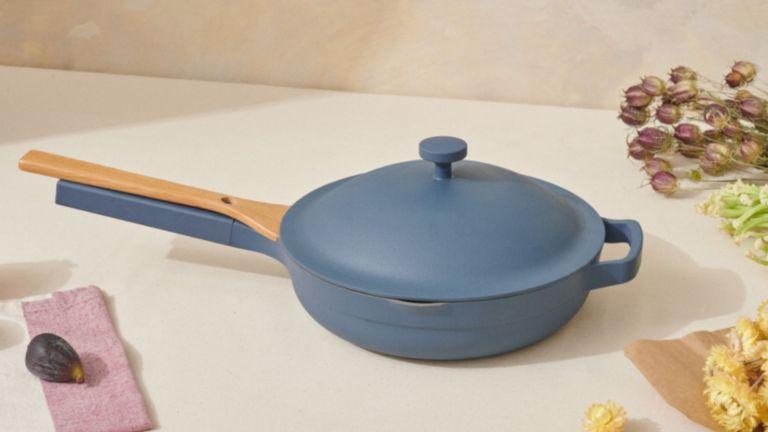 always pan in blue salt