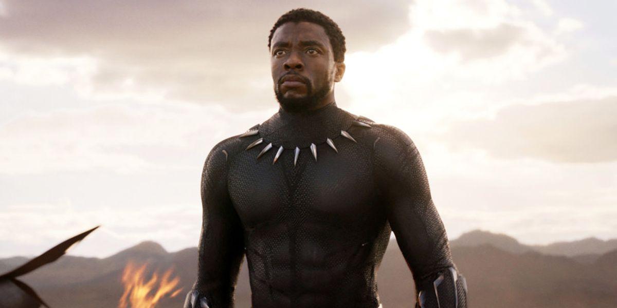 Denzel Washington Recalls Getting Emotional When He Saw Chadwick Boseman At The Black Panther Premiere