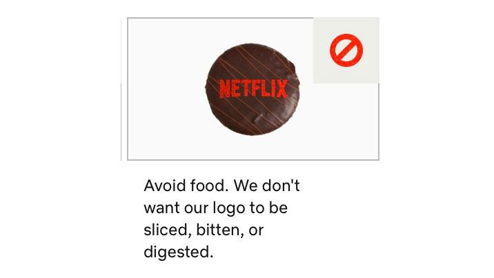 Are these OTT brand guidelines as ridiculous as they seem?