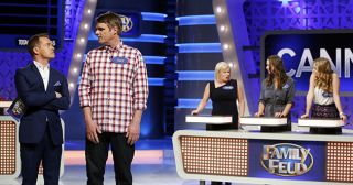 The Canning family are on Family Feud