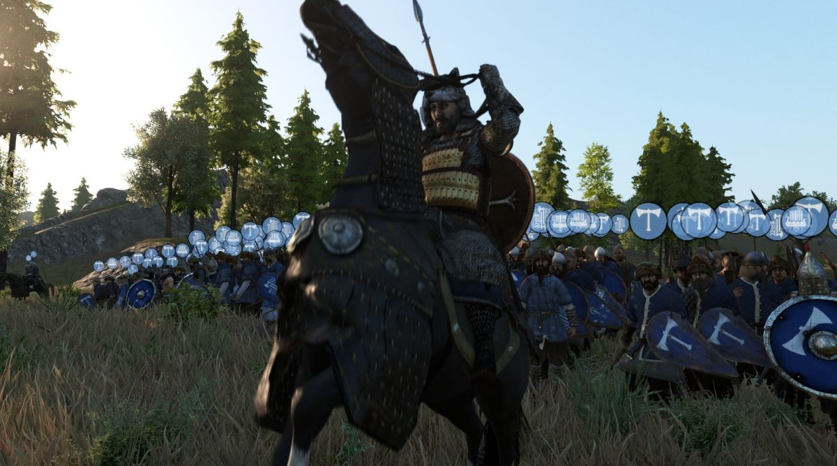 Bannerlord finally lets you celebrate your victories with your army