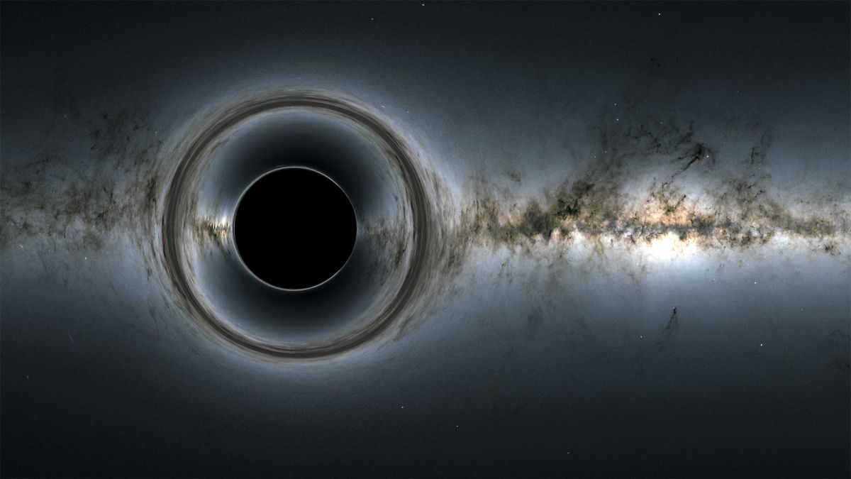 Take a Fun Trip into a Black Hole: What's It Like Inside?