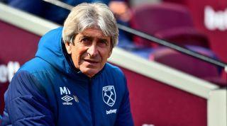 Manuel Pellegrini West Ham