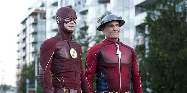 the flash season 3 garrick barry