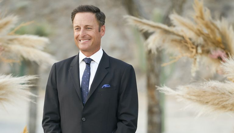 Chris Harrison, Chris Harrison leaves bachelor; 1613 Season Finale After a shocking rose ceremony, Tayshia is excited to introduce the remaining bachelors to her family. Will the men win over her family? Her father voices concerns that she might make a big mistake. When proposal day arrives, Tayshia is so overcome with emotion that not even Chris Harrison can read her tears. Will Tayshia bravely step into the future she has been dreaming of or will she be too scared of repeating her past? Find out on The Bachelorette,