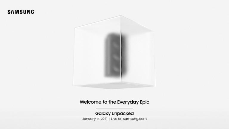 Samsung Galaxy S21 launch live stream