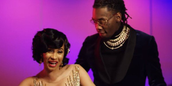 Offset Shares Video Including Cardi B Giving Birth