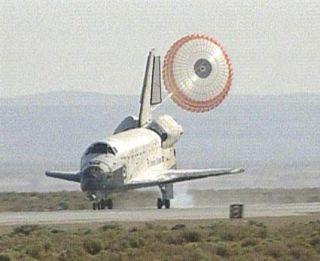 Shuttle Atlantis Lands Safely After Hubble Success