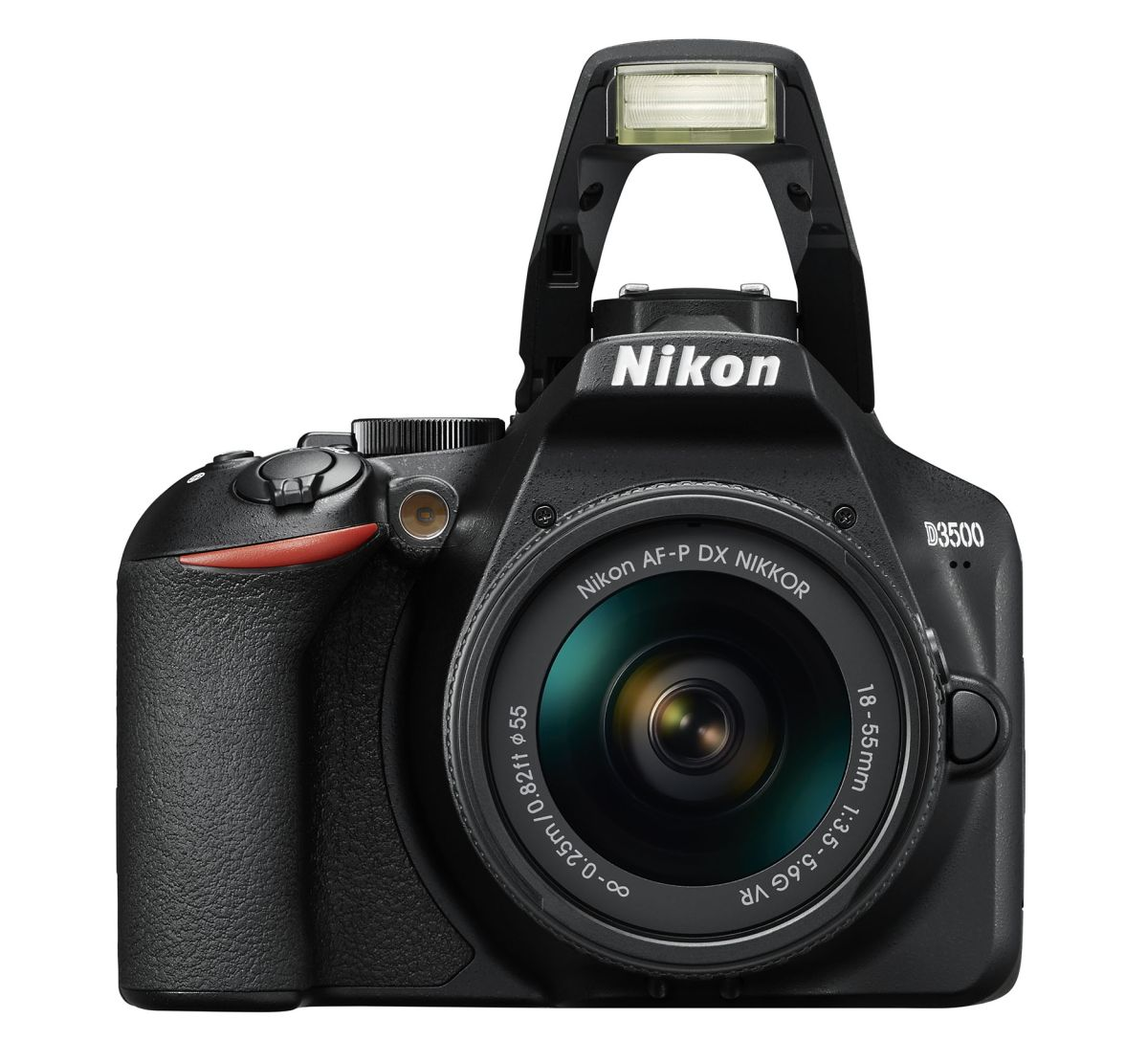 Nikon D3500: smaller, lighter, and cheaper successor to D3400