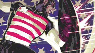 U.S. Agent #1 variant cover