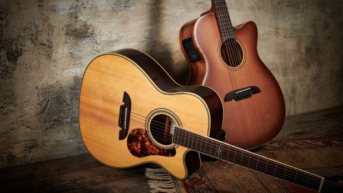 Alvarez Artist Elite AFA95CESHB and Alvarez Masterworks MF60CEOM review