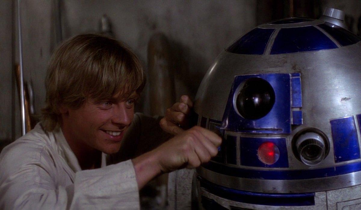 Luke Skywalker Star Wars: A New Hope