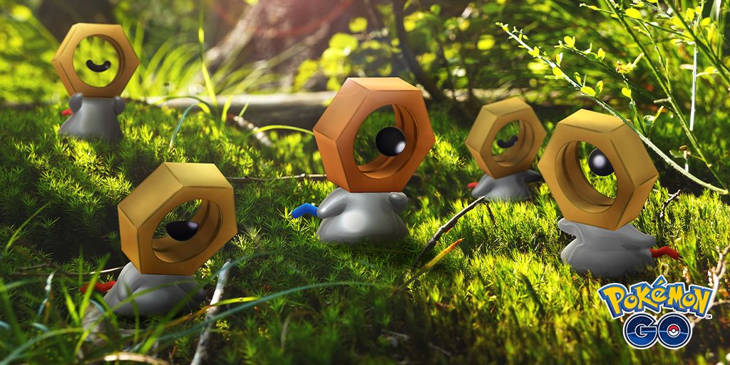 Shiny Meltan returning to Pokemon Go for a limited time later this week