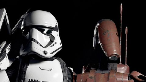 DICEs Star Wars Battlefront Allowed Players To Heavily Customize Their Troops As Individuals But The Upcoming 2 Is Scaling That Back