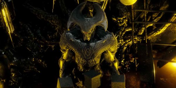 Steppenwolf in Batman v Superman: Dawn of Justice
