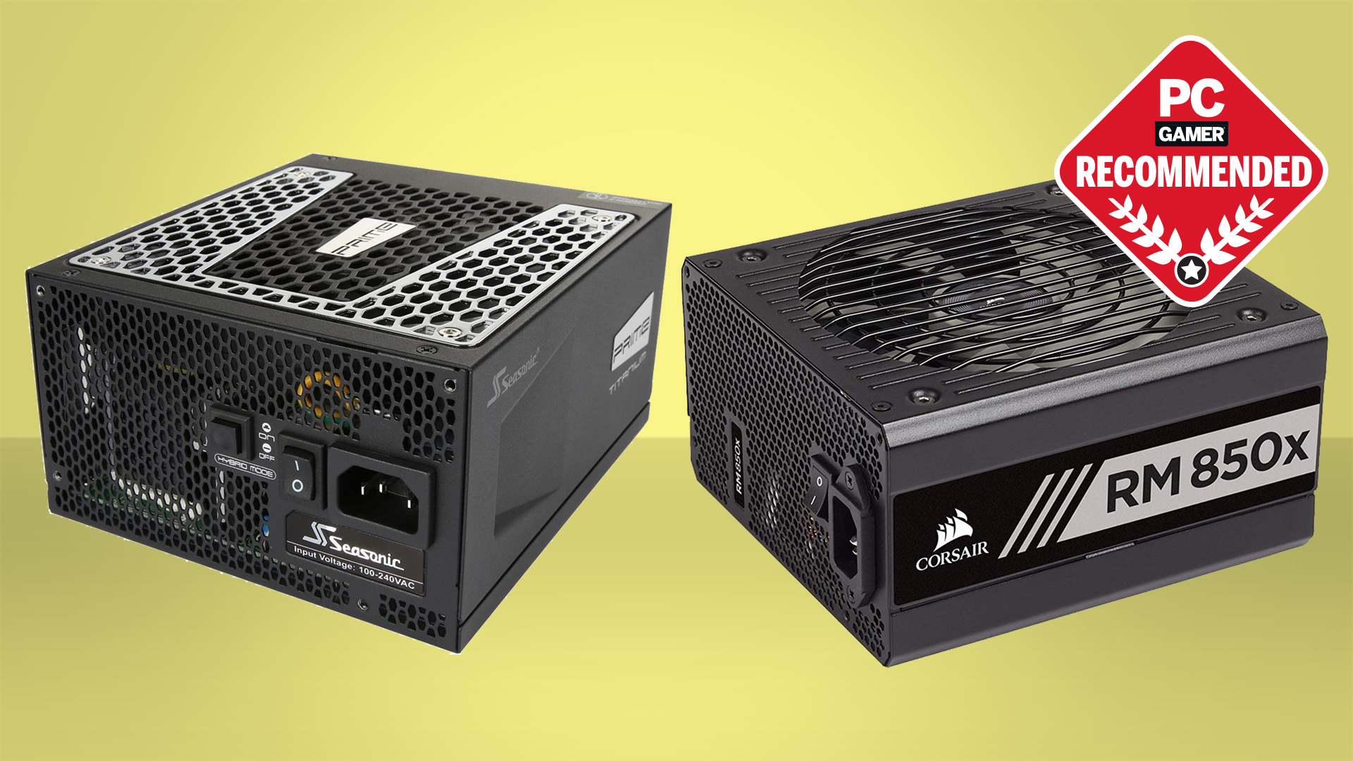 Best Power Supply Unit for PC gaming: our top PSU for PC