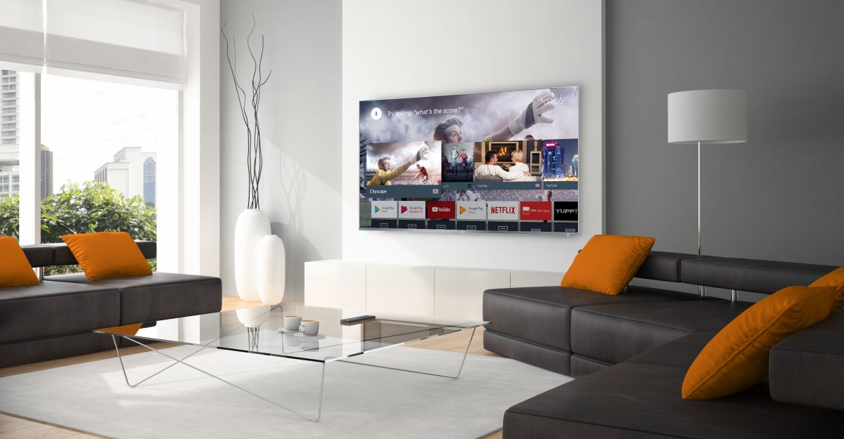 Tcl Dp648 4k Smart Tv Review Techradar