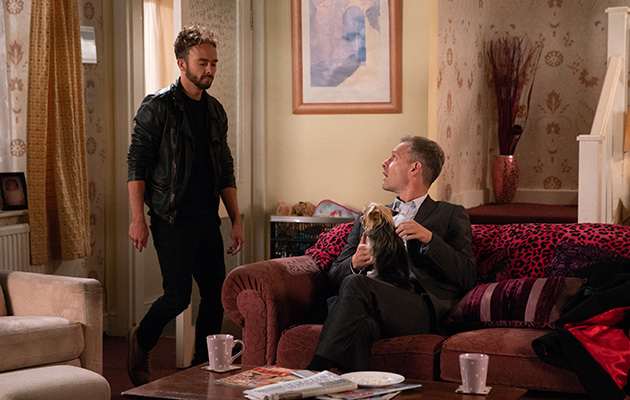 Coronation Street spoilers - David wants nothing to do with Nick