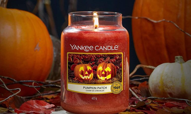 New Halloween Yankee Candle