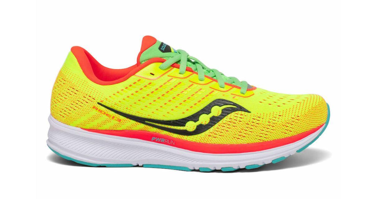 lightweight long distance running shoes