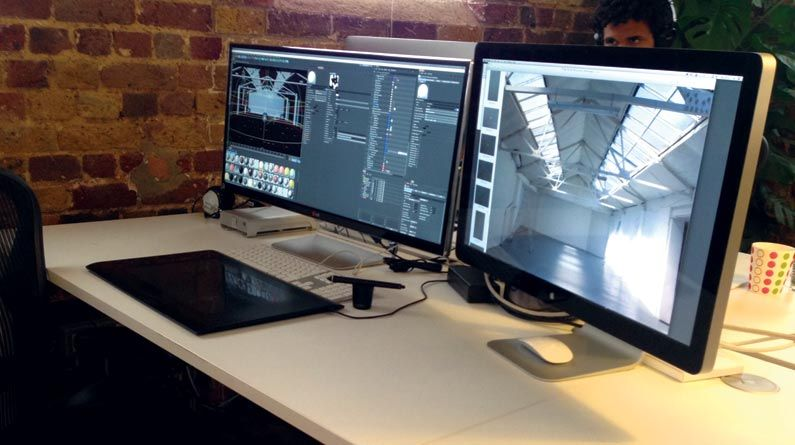 Do Designers Really Need A 34 Inch Monitor Creative Bloq