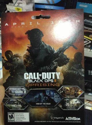 Rumour: Black Ops 2 Uprising DLC coming April 16
