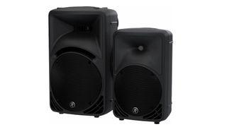 Return of the Mackie: upgraded speakers ahoy.