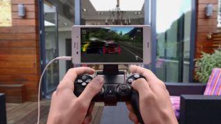PS4 Xperia Remote Play