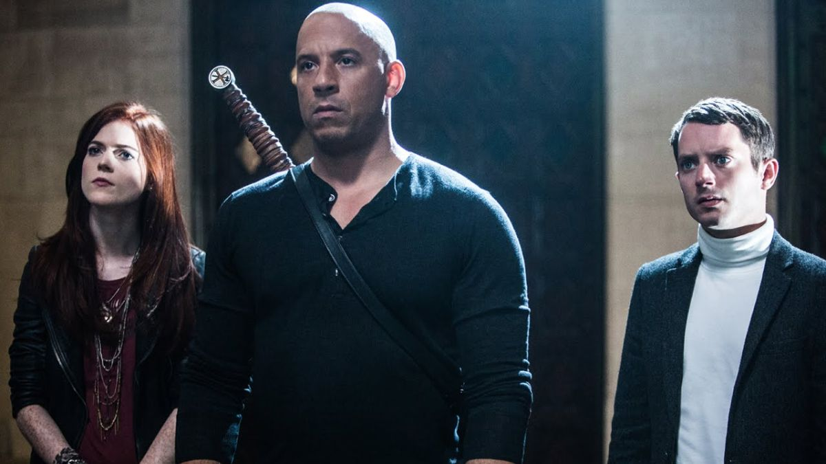 Watch: Vin Diesel stars in new trailer for The Last Witch Hunter