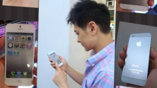 One More Thing: Apparent Taiwanese pop star apparently has an iPhone 5