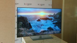 Kogan 55 inch 4K TV