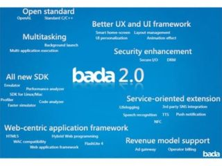 The Bada platform gets an upgrade