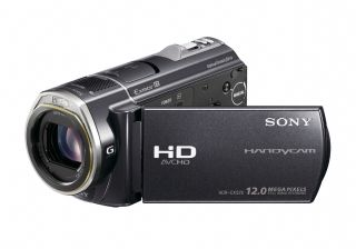 Sony HDR CX520VE launches with three way image stabilisation