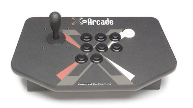 X-Arcade solo joystick for PC, Linux and Mac available for pre-order