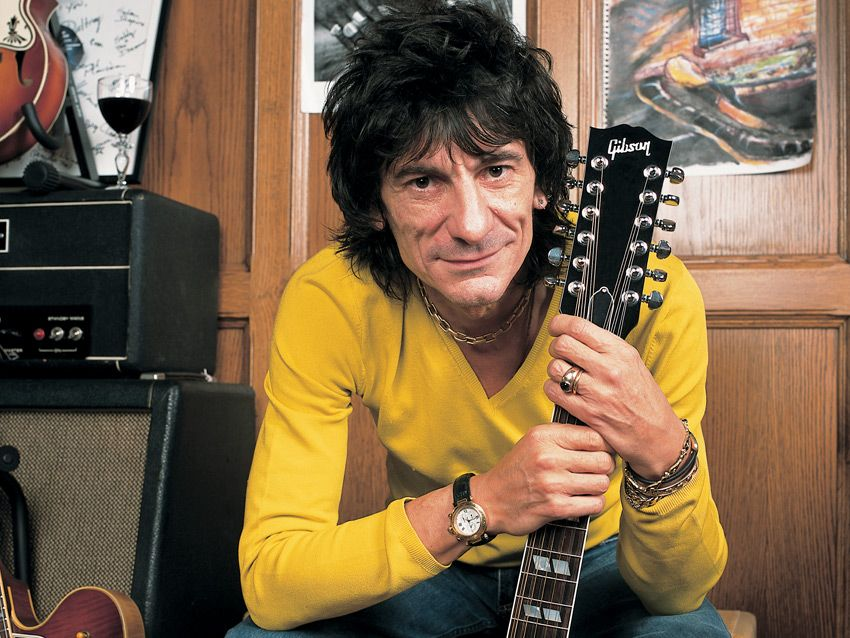 Ronnie Wood And Rod Stewart To Reform The Faces Musicradar