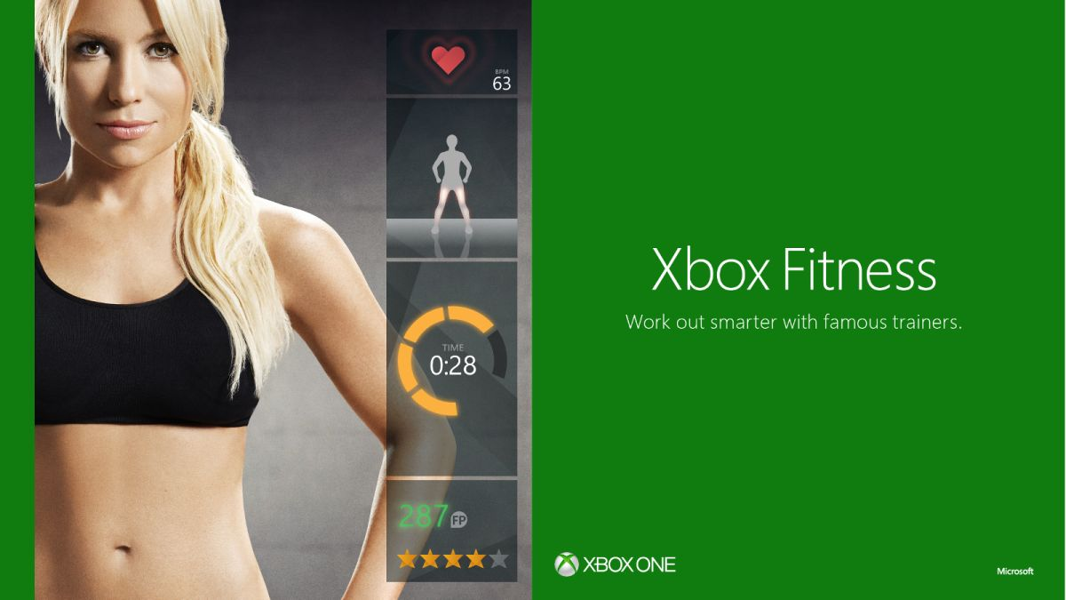 Xbox One to get you off the couch with Xbox Fitness | TechRadar