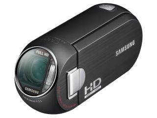 Samsung's HMX-R10 camcorder